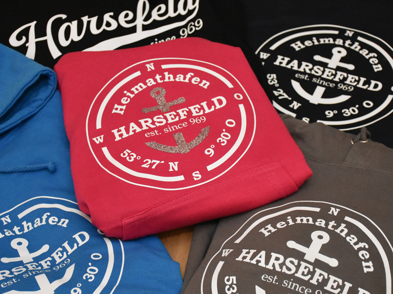 Harsefelder Hoodies
